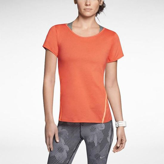 Picture of Nike Tailwind Loose Short-Sleeve Running Shirt