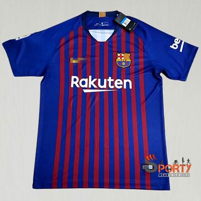 Picture of Barcelona Fc home kit 2018/19