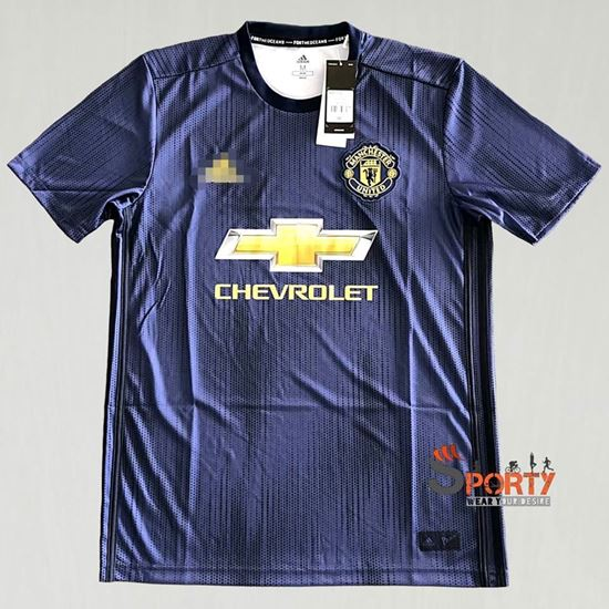 Picture of Manchester united 2018/19 3rd kit