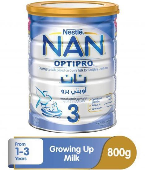 Picture of Nan Optipro Growing Up Milk Stage 3 (From 2 Years Onwards) 1.8 kg