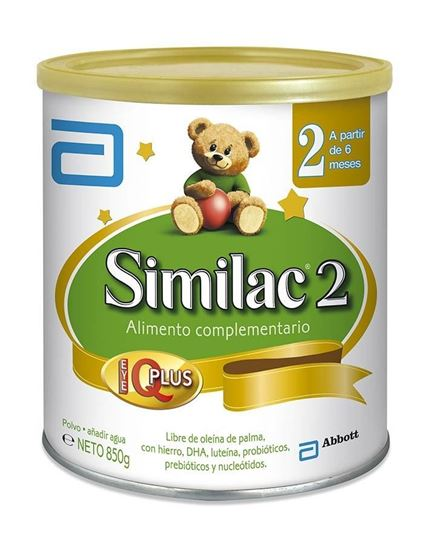 Picture of Similac Total Comfort 2 Follow On Infant Formula Milk - 820g