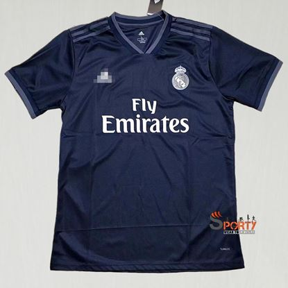 Picture of Real Madrid 2018/19 away kit