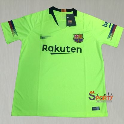 Picture of Barcelona Fc 2018/19 away kit