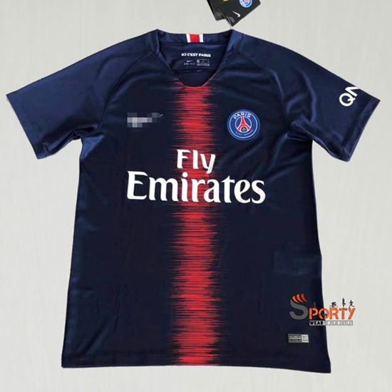 Picture of PSG 2018/19 home kit