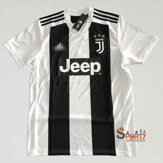 Picture of Juventus 2018/19 home kit