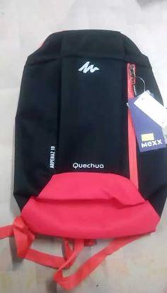 Backpack-Arpenaz 10L-Blck-Red-amarbazzar